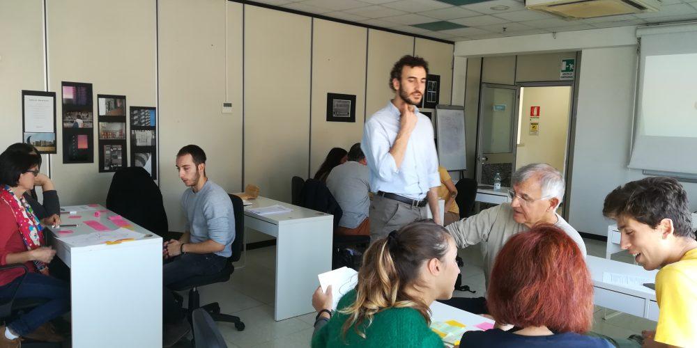 Primo giorno di scuola per i partecipanti del Capacity Building promosso da CooperACTiva