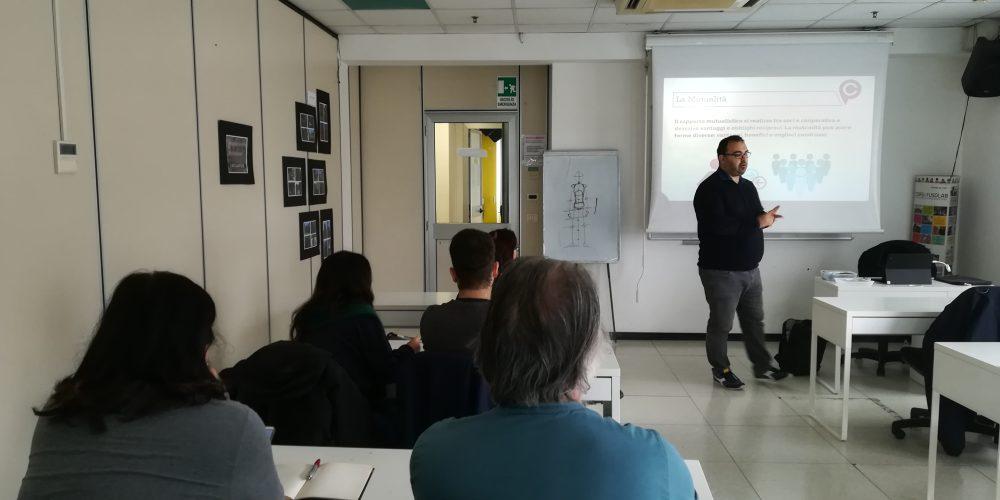 Terza lezione del Capacity Building sugli aspetti legali di una cooperativa sociale