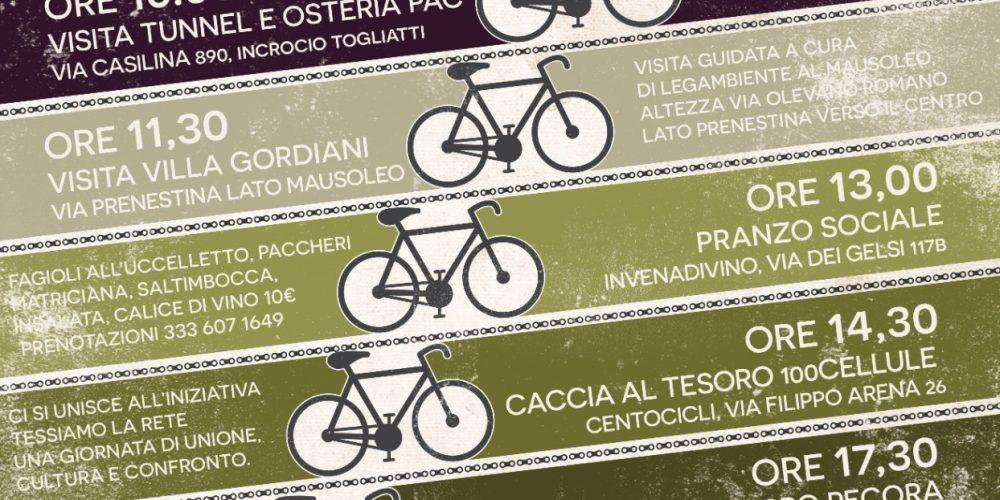 Save the date! In arrivo il secondo appuntamento con l'Heritour #collab_bici!